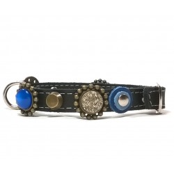 Designer Fashionable Dog Collar for Small Dog or Chihuahua
