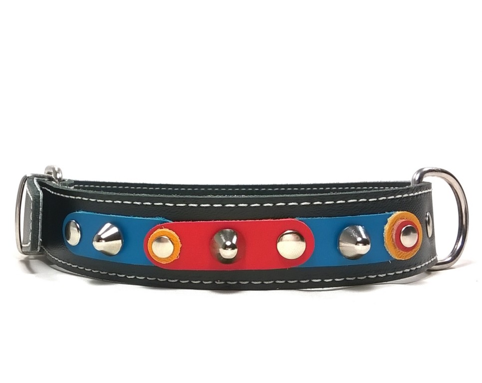 FC Barcelona dog collar