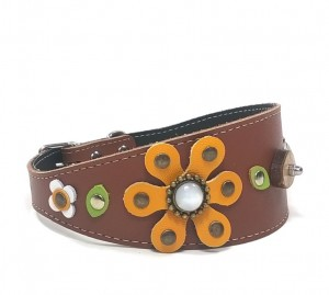 Original Whippet Collars - The Most Unique Handmade Designs of Wide Quality Leather