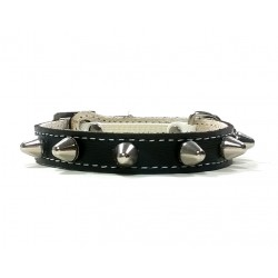 Collar for Cats simple and Robust with Spikes