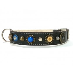 Designer Fashionable Dog Collar for Big Dogs