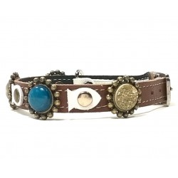 Leather Cat Collar Chic Trendy and Stylish